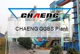 The Environment in CHAENG GGBFS Plant